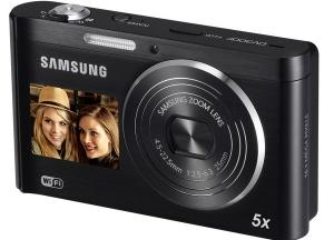 Samsung sjell aparat fotografik me dy ekrane