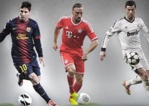 Ribery: Unë punoj më shumë se Messi dhe Ronaldo