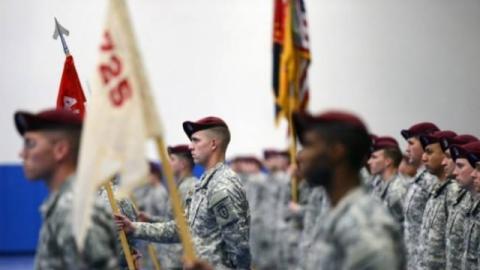 350 Ushtarë amerikan në Kosovë !!!
